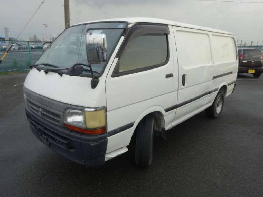 Used 2002 AT Toyota Hiace Van RZH112V Image[1]