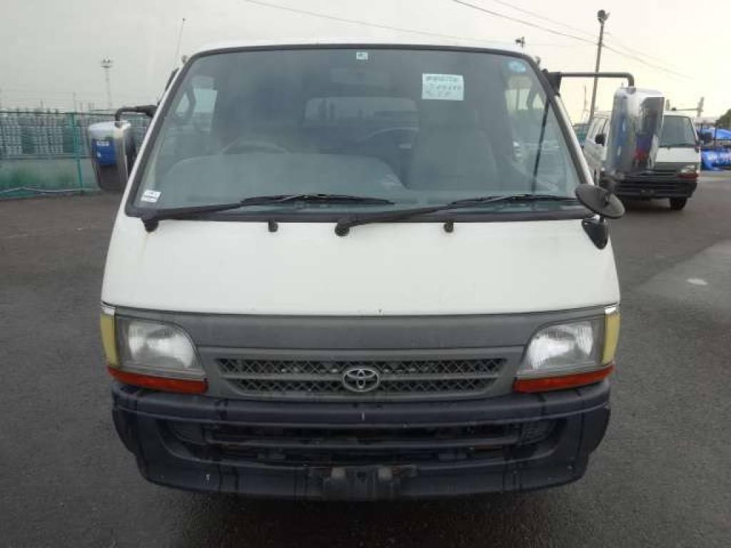 Used 2002 AT Toyota Hiace Van RZH112V Image[4]