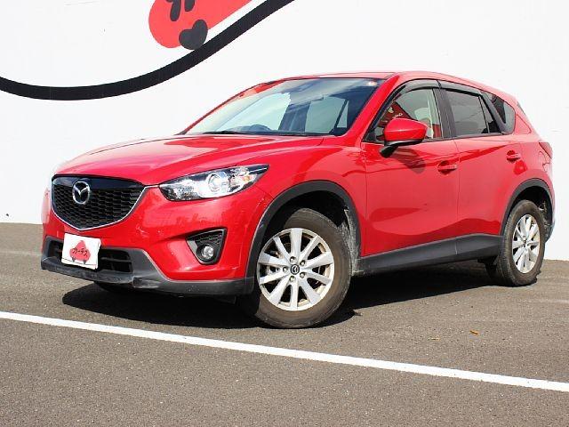 Used 2012 AT Mazda CX-5 DBA-KEEAW