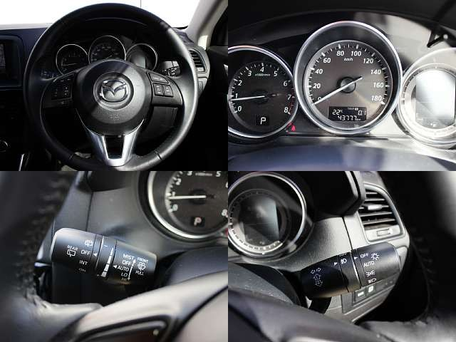 Used 2012 AT Mazda CX-5 DBA-KEEAW Image[4]