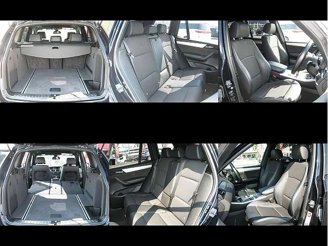 Used 2012 AT BMW X3 DBA-WX20 Image[6]