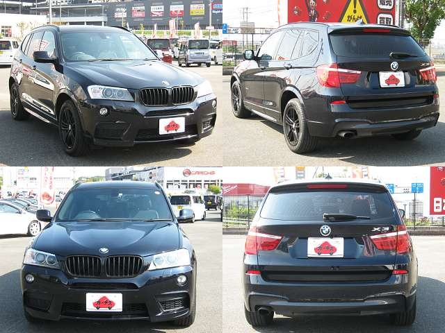Used 2012 AT BMW X3 DBA-WX20 Image[8]