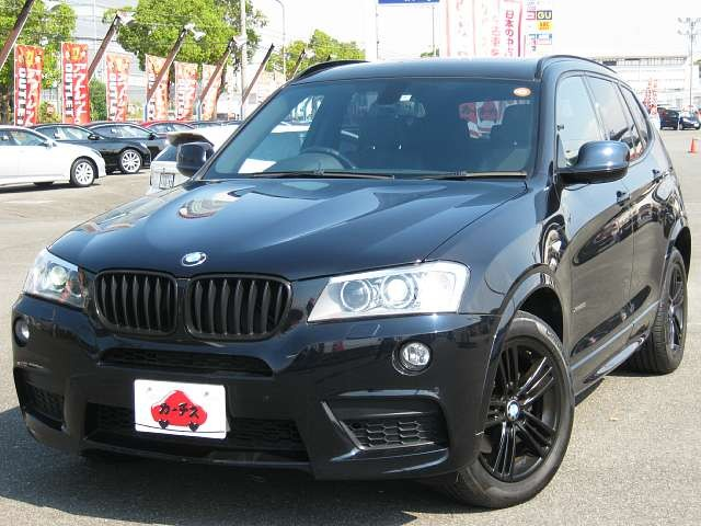 Used 2012 AT BMW X3 DBA-WX20 Image[9]
