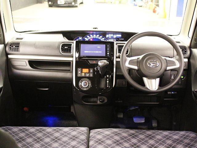 Used 2014 CVT Daihatsu Tanto DBA-LA600S Image[1]
