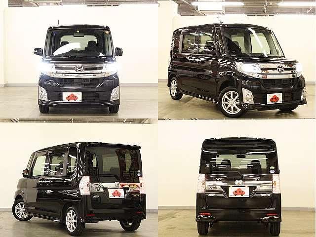 Used 2014 CVT Daihatsu Tanto DBA-LA600S Image[9]