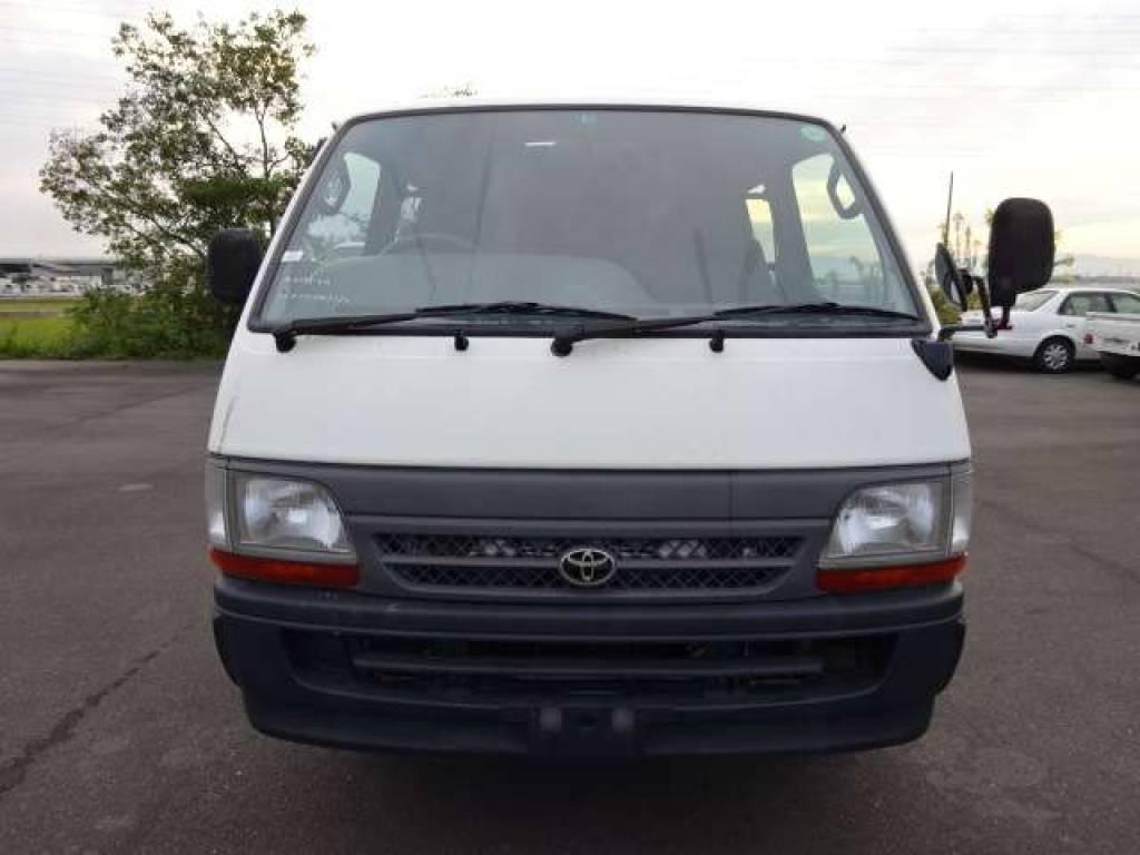 Used 2003 AT Toyota Hiace Van TRH112V Image[2]