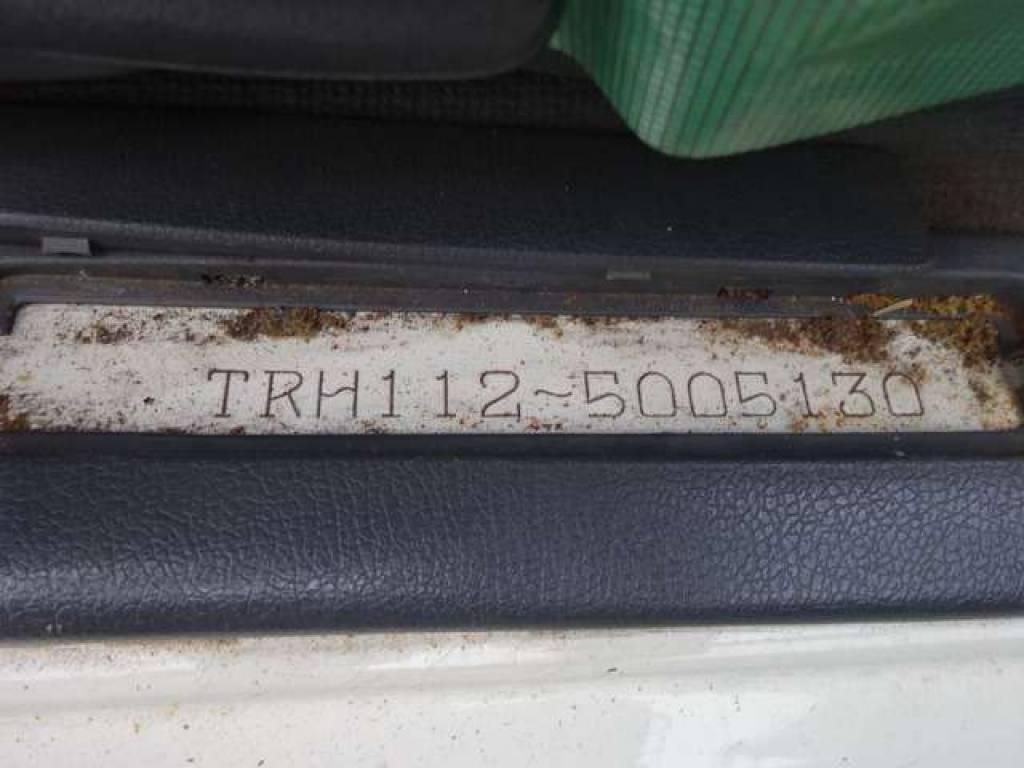 Used 2003 AT Toyota Hiace Van TRH112V Image[9]
