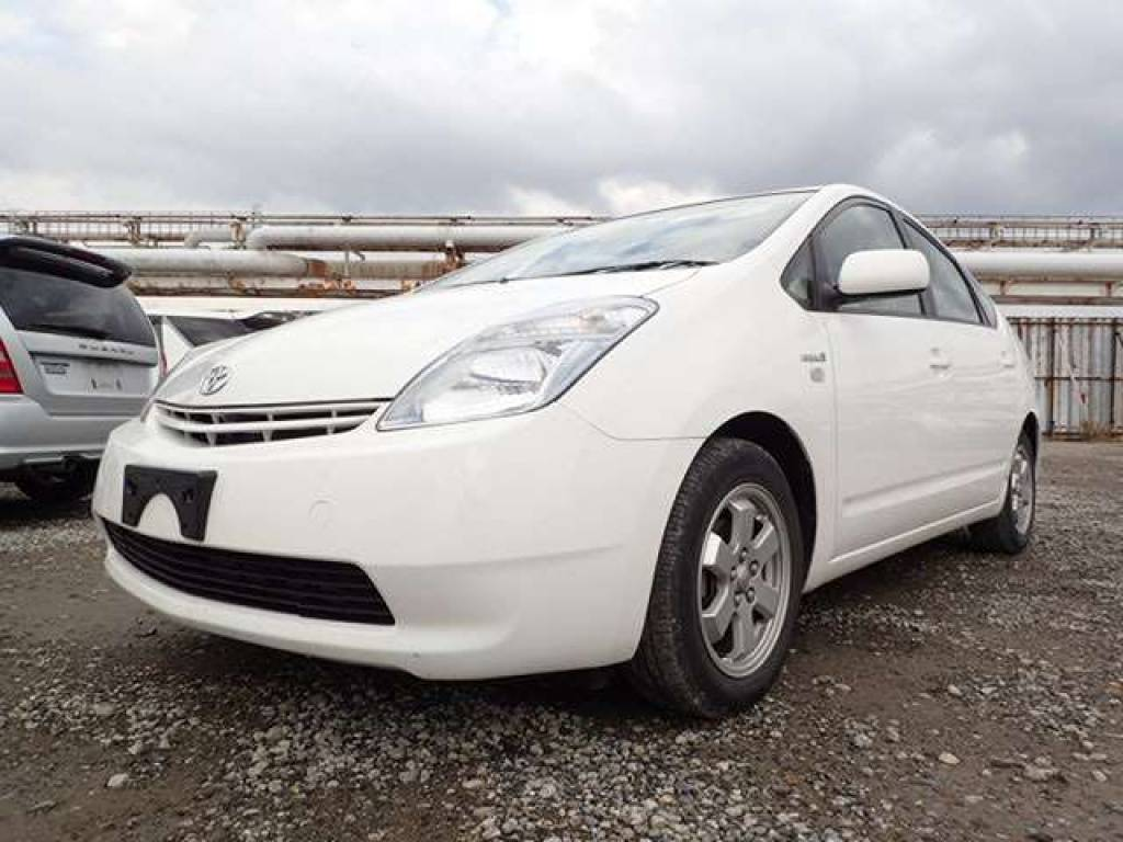 Used 2011 AT Toyota Prius NHW20 Image[1]