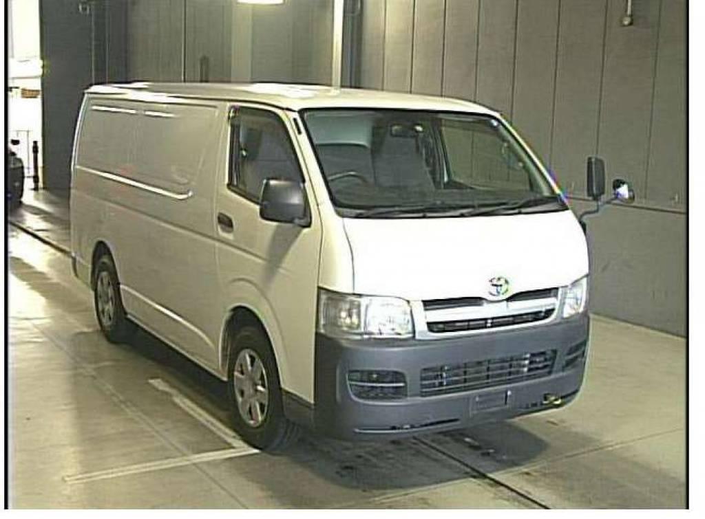 Used 2004 AT Toyota Regiusace Van KDH200V