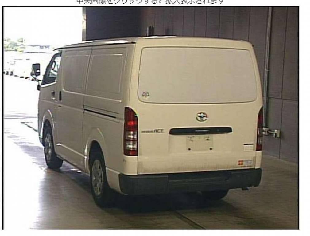 Used 2004 AT Toyota Regiusace Van KDH200V Image[1]