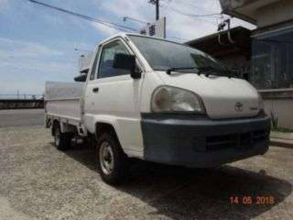 Used 2001 AT Toyota Townace Truck KM75