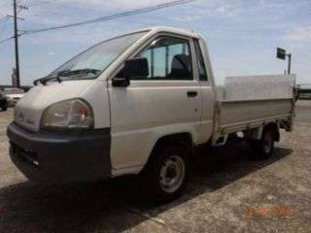 Used 2001 AT Toyota Townace Truck KM75 Image[1]