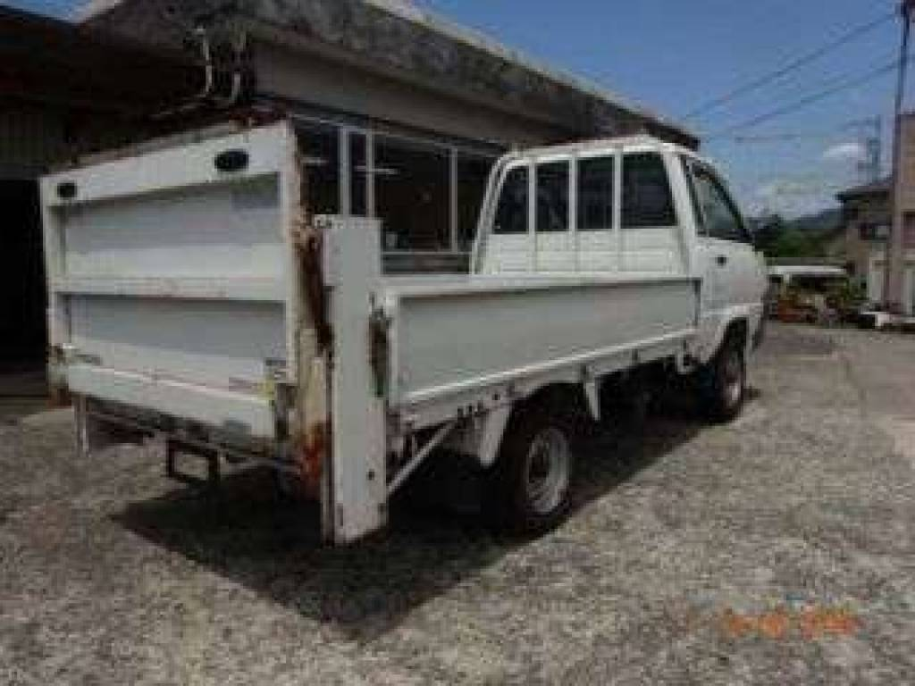 Used 2001 AT Toyota Townace Truck KM75 Image[2]