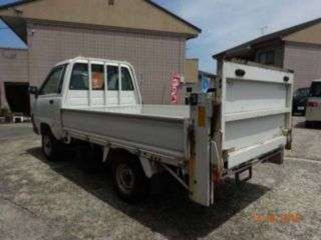 Used 2001 AT Toyota Townace Truck KM75 Image[3]