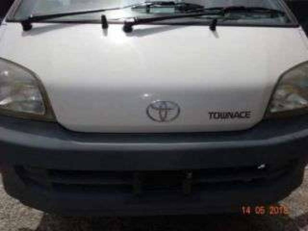 Used 2001 AT Toyota Townace Truck KM75 Image[25]