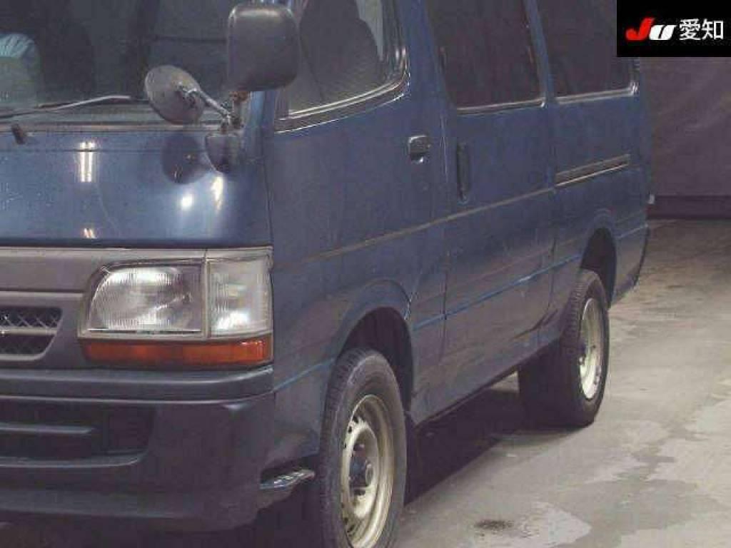 Used 2003 MT Toyota Hiace Van RZH112V Image[2]
