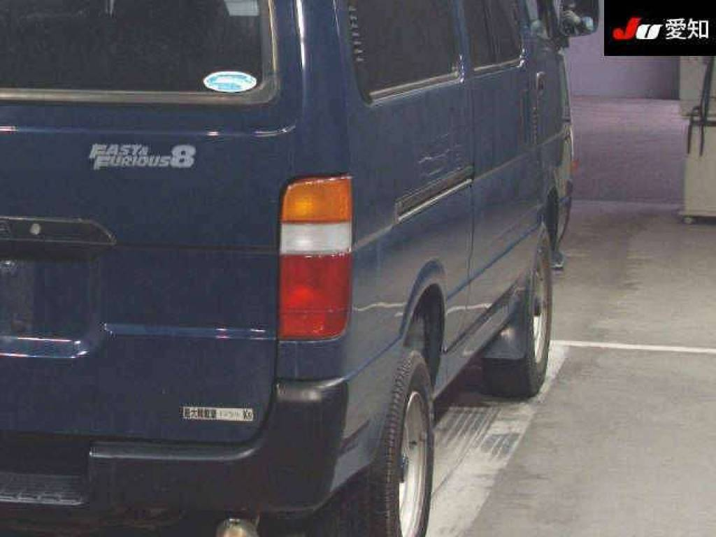 Used 2003 MT Toyota Hiace Van RZH112V Image[3]