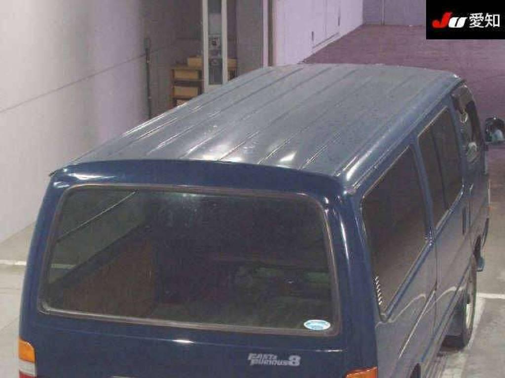Used 2003 MT Toyota Hiace Van RZH112V Image[4]