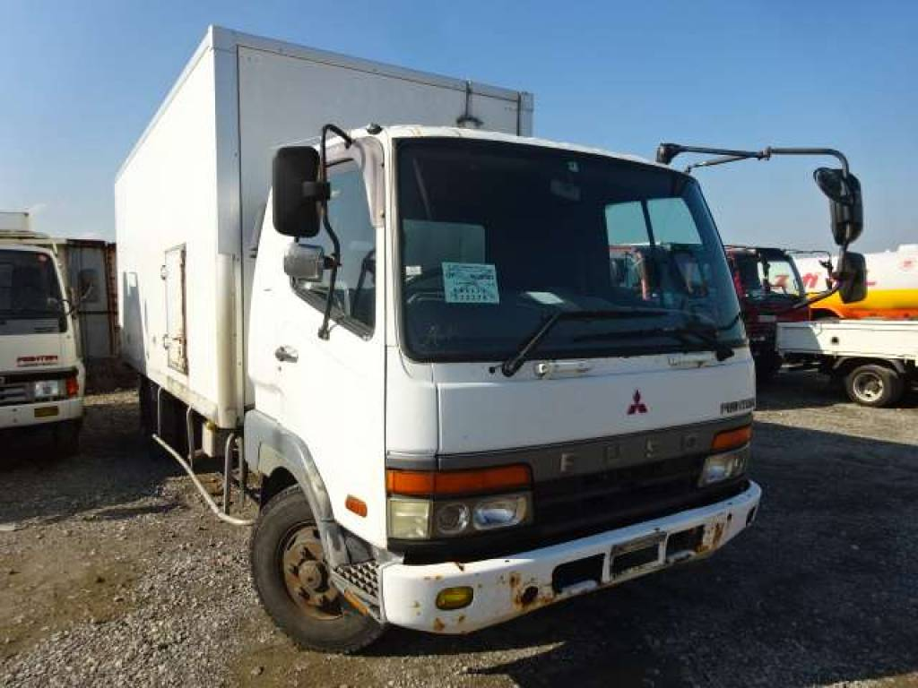 Used 1995 MT Mitsubishi Fuso Fighter FK617J Image[2]