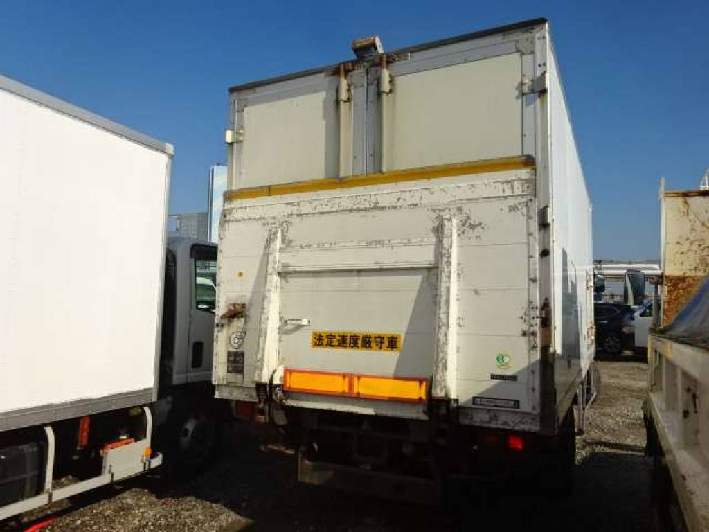 Used 1995 MT Mitsubishi Fuso Fighter FK617J Image[3]