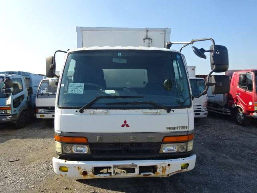 Used 1995 MT Mitsubishi Fuso Fighter FK617J Image[4]