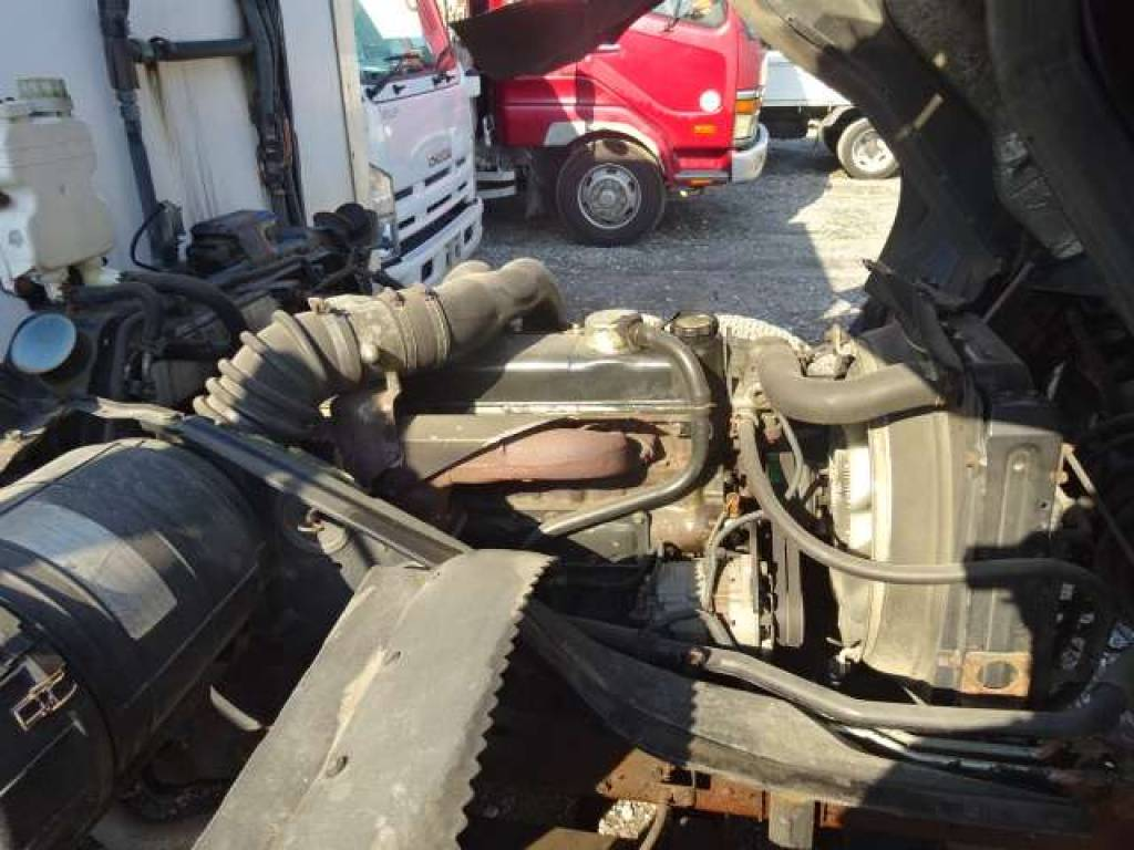 Used 1995 MT Mitsubishi Fuso Fighter FK617J Image[7]