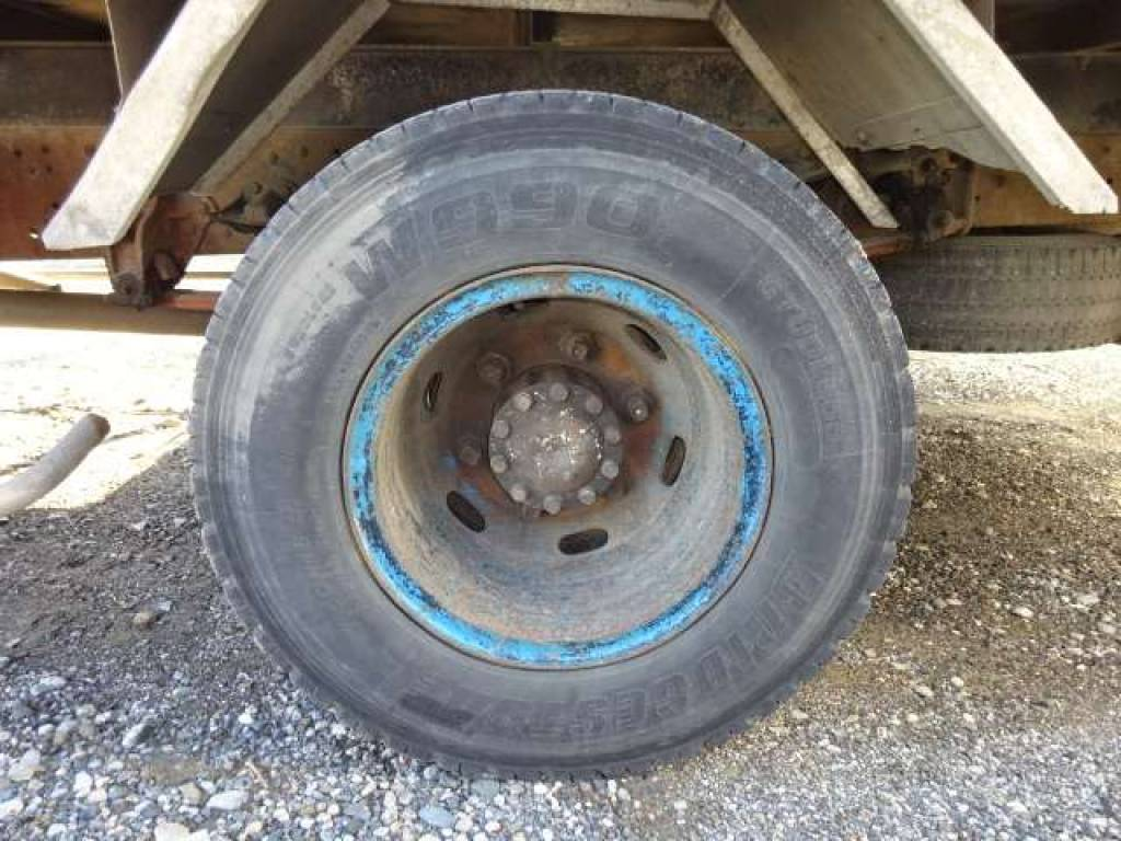 Used 1995 MT Mitsubishi Fuso Fighter FK617J Image[27]