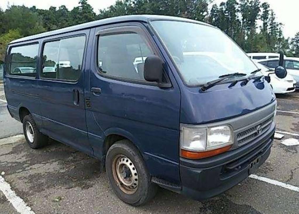 Used 2002 AT Toyota Hiace Van RZH112V