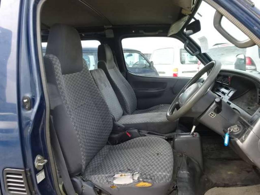 Used 2002 AT Toyota Hiace Van RZH112V Image[14]