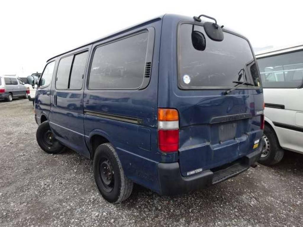 Used 1998 MT Toyota Hiace Van RZH102V Image[4]
