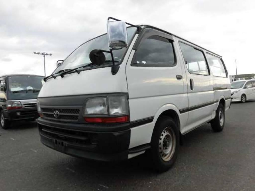 Used 2000 AT Toyota Hiace Van RZH112V Image[1]