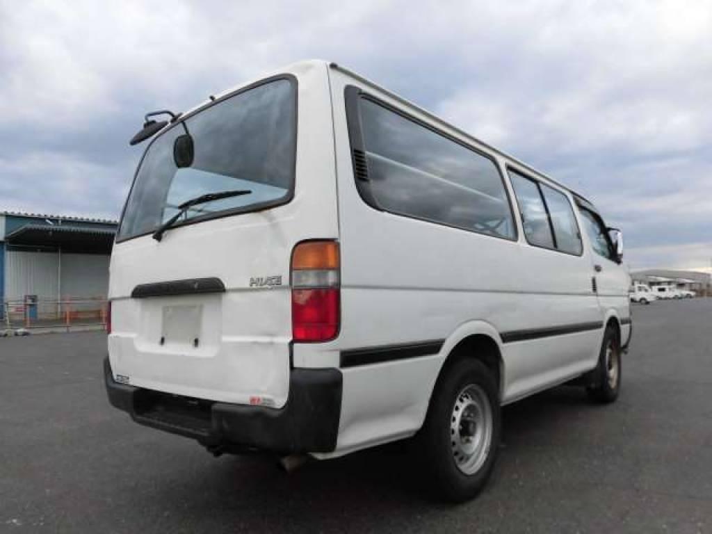 Used 2000 AT Toyota Hiace Van RZH112V Image[3]