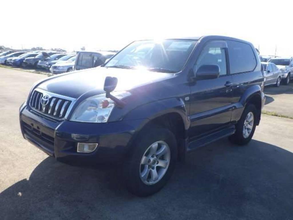 Used 2003 AT Toyota Prado RZJ125W Image[1]