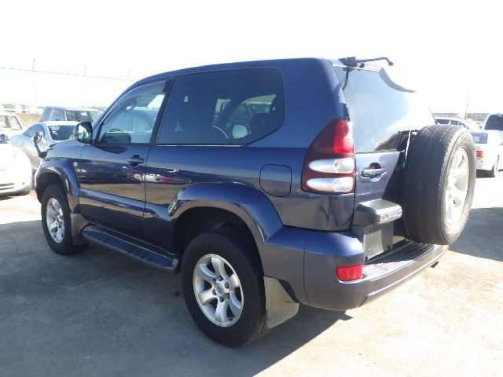 Used 2003 AT Toyota Prado RZJ125W Image[2]