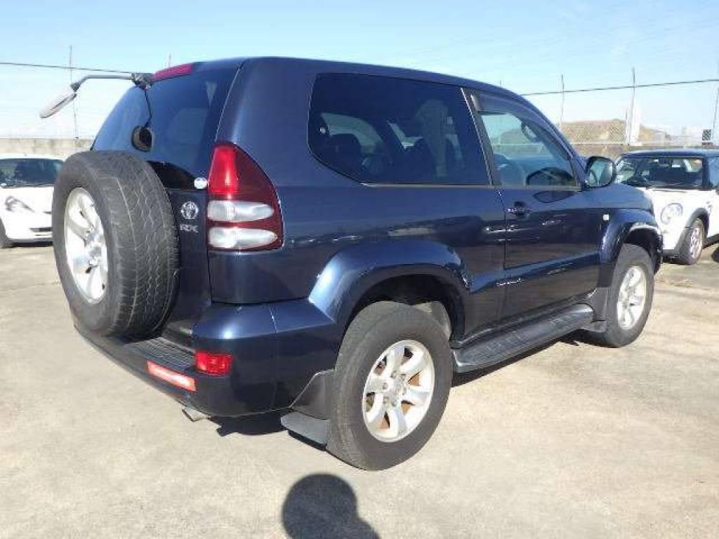 Used 2003 AT Toyota Prado RZJ125W Image[3]