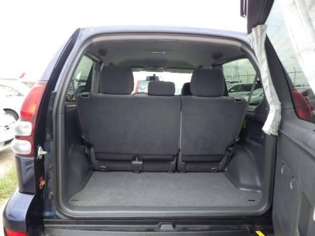 Used 2003 AT Toyota Prado RZJ125W Image[7]