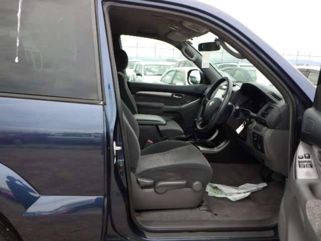 Used 2003 AT Toyota Prado RZJ125W Image[8]