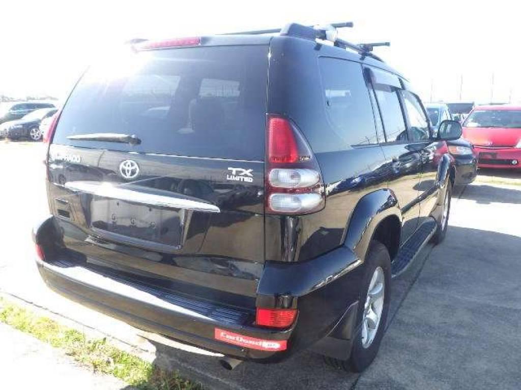 Used 2006 AT Toyota Land Cruiser Prado TRJ120W Image[2]