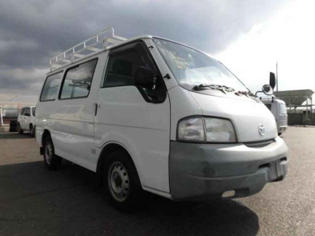 Used 2003 MT Mazda Bongo Van SK82V Image[1]