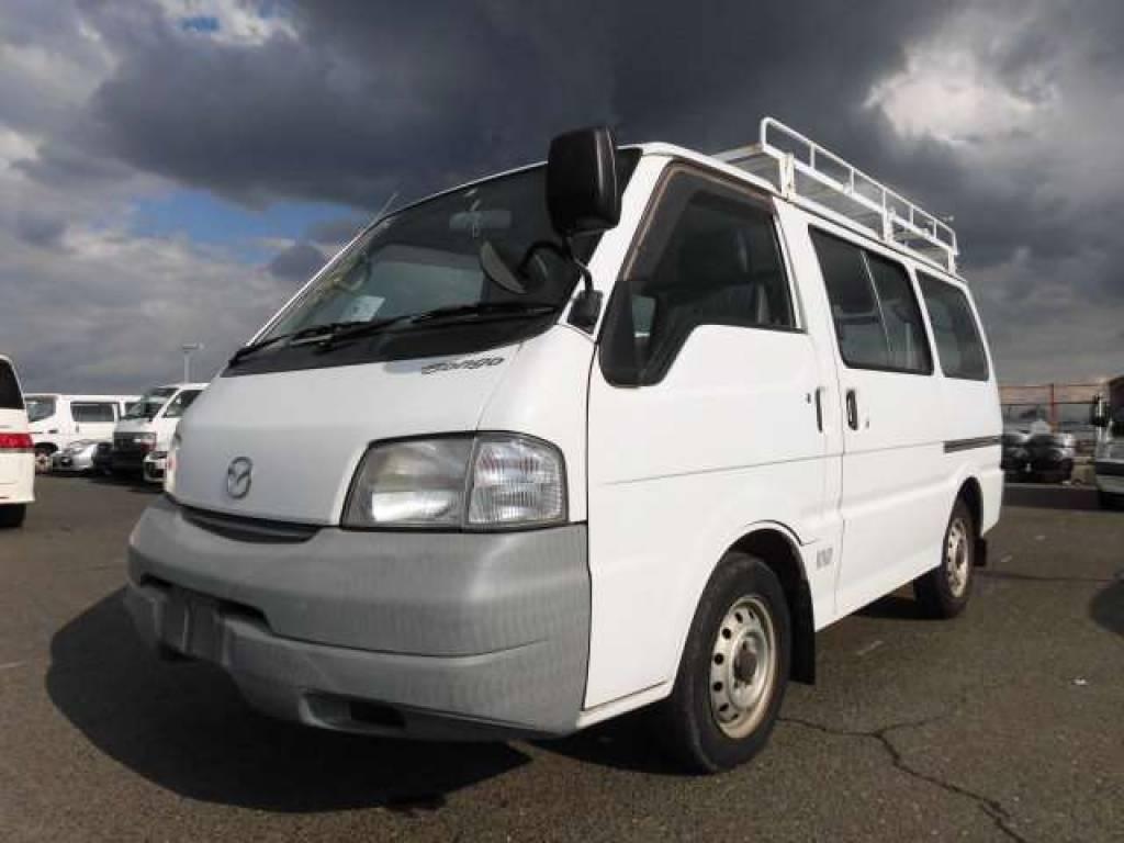Used 2003 MT Mazda Bongo Van SK82V