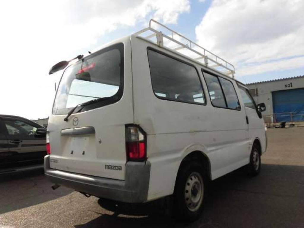 Used 2003 MT Mazda Bongo Van SK82V Image[2]