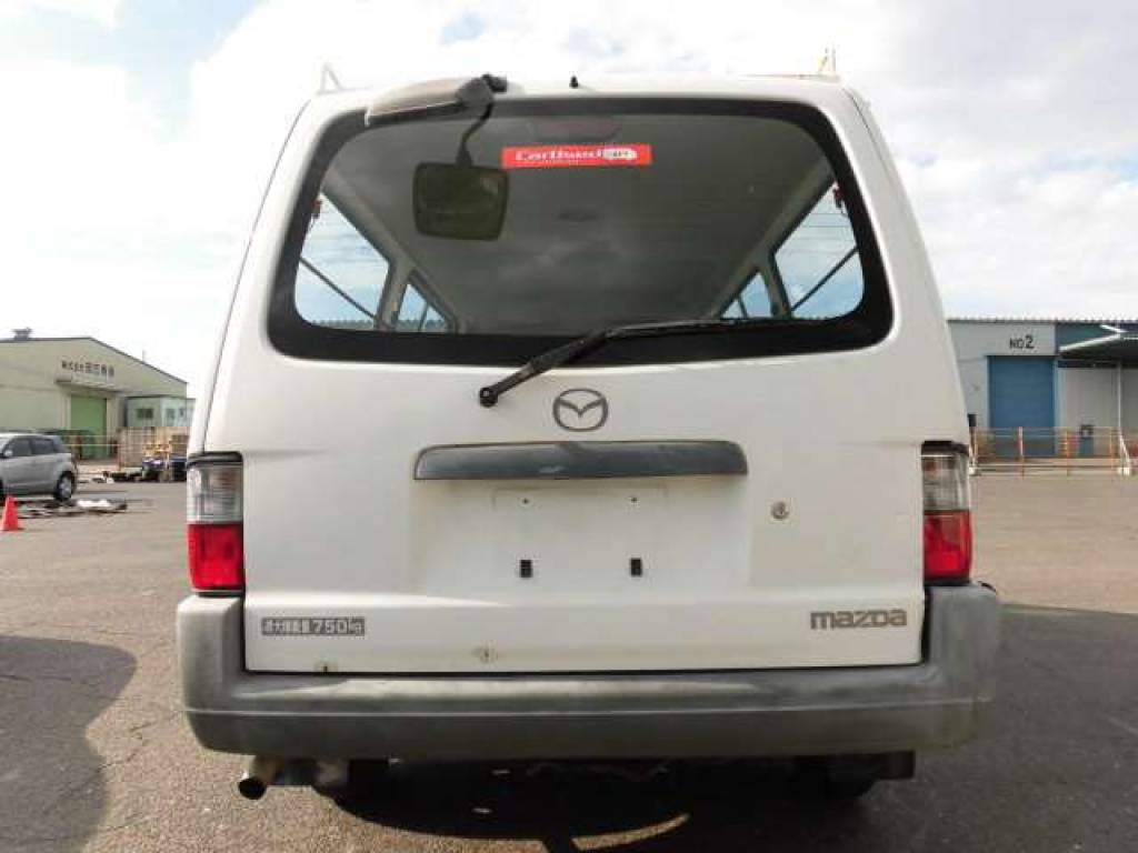 Used 2003 MT Mazda Bongo Van SK82V Image[5]