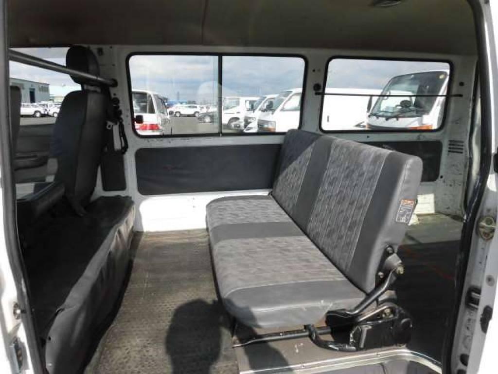 Used 2003 MT Mazda Bongo Van SK82V Image[10]