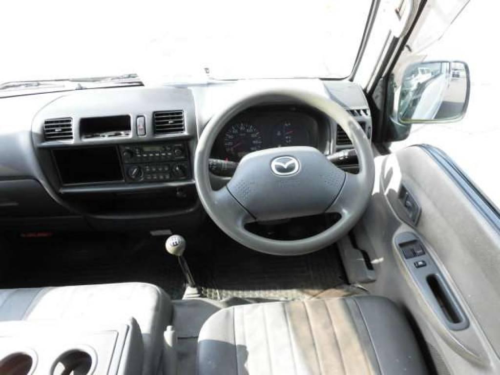 Used 2003 MT Mazda Bongo Van SK82V Image[11]