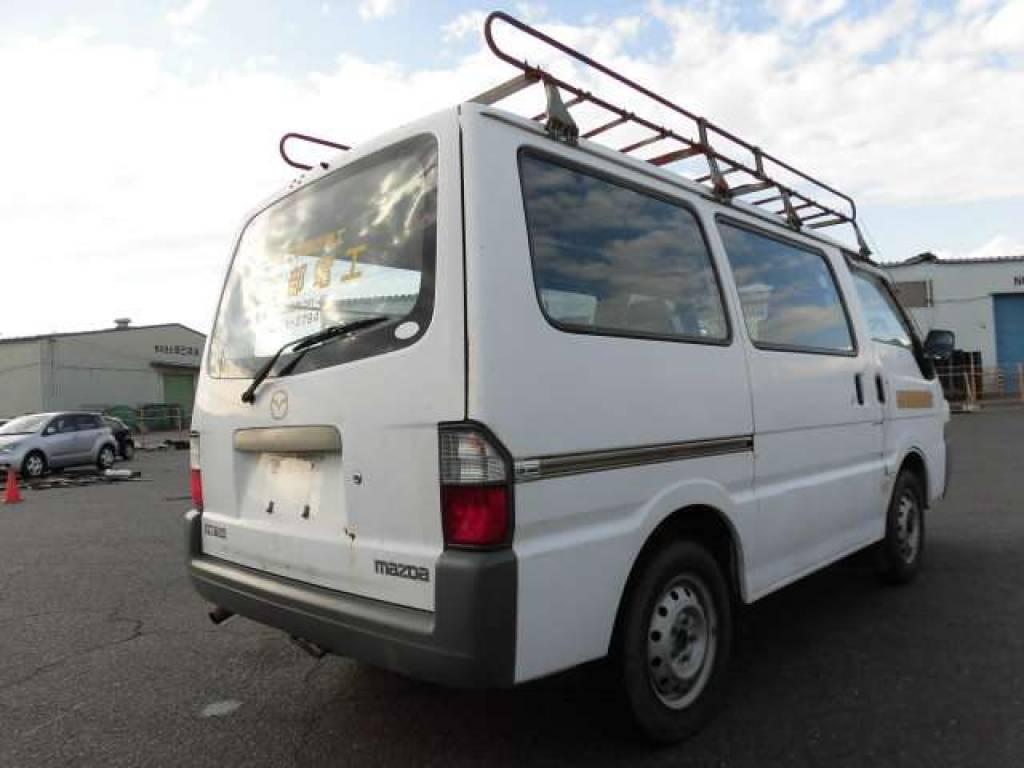 Used 2005 MT Mazda Bongo Van SK82V Image[2]