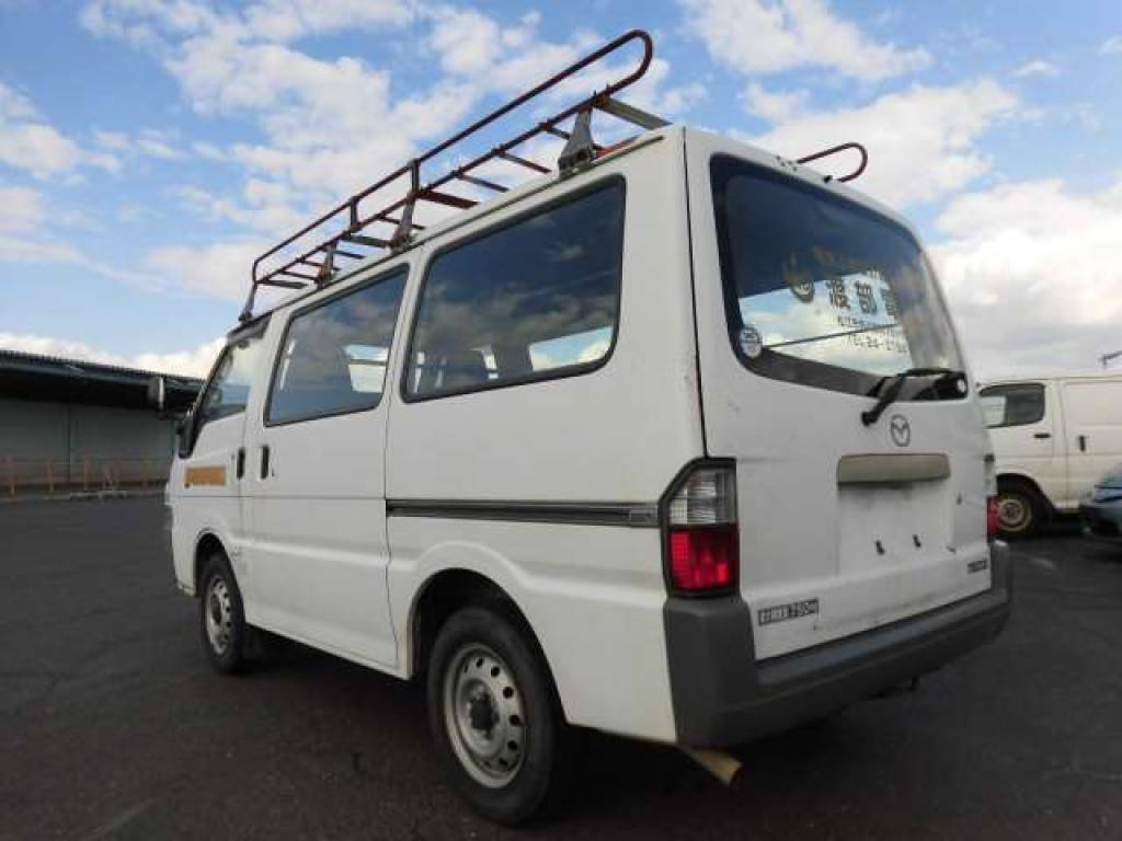 Used 2005 MT Mazda Bongo Van SK82V Image[3]