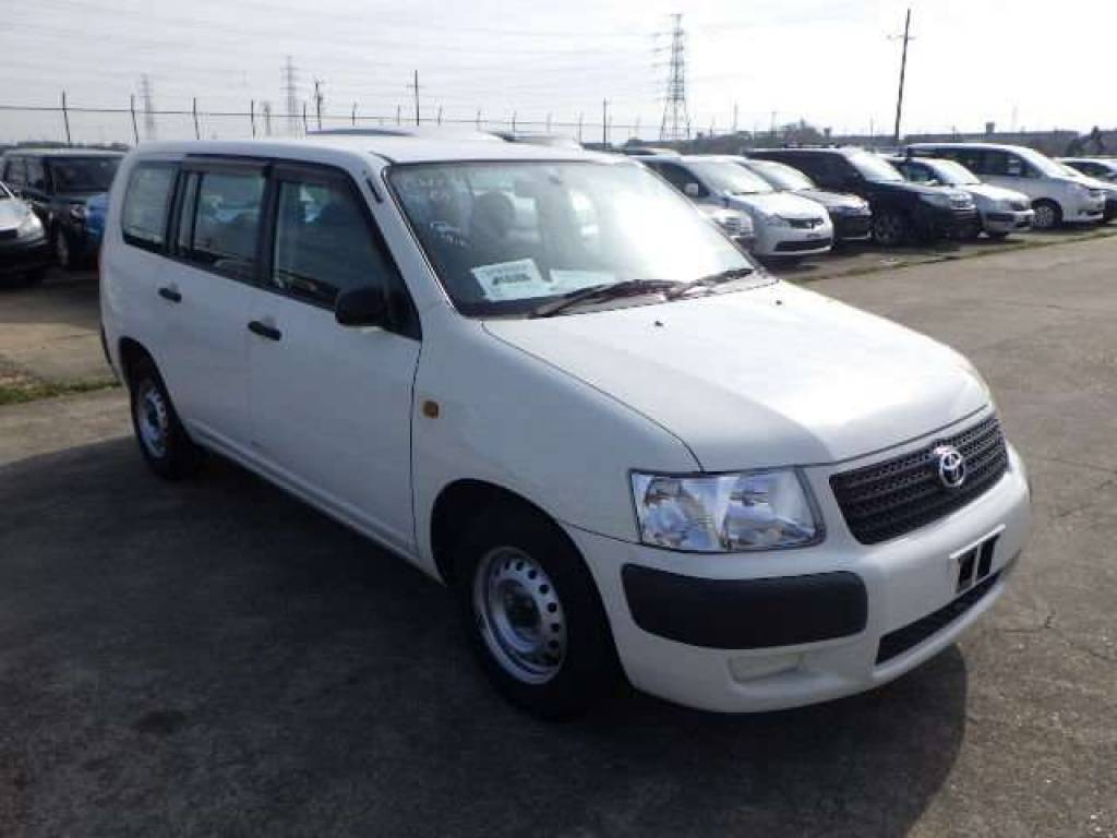 Used 2008 AT Toyota Succeed Van NCP51V Image[1]