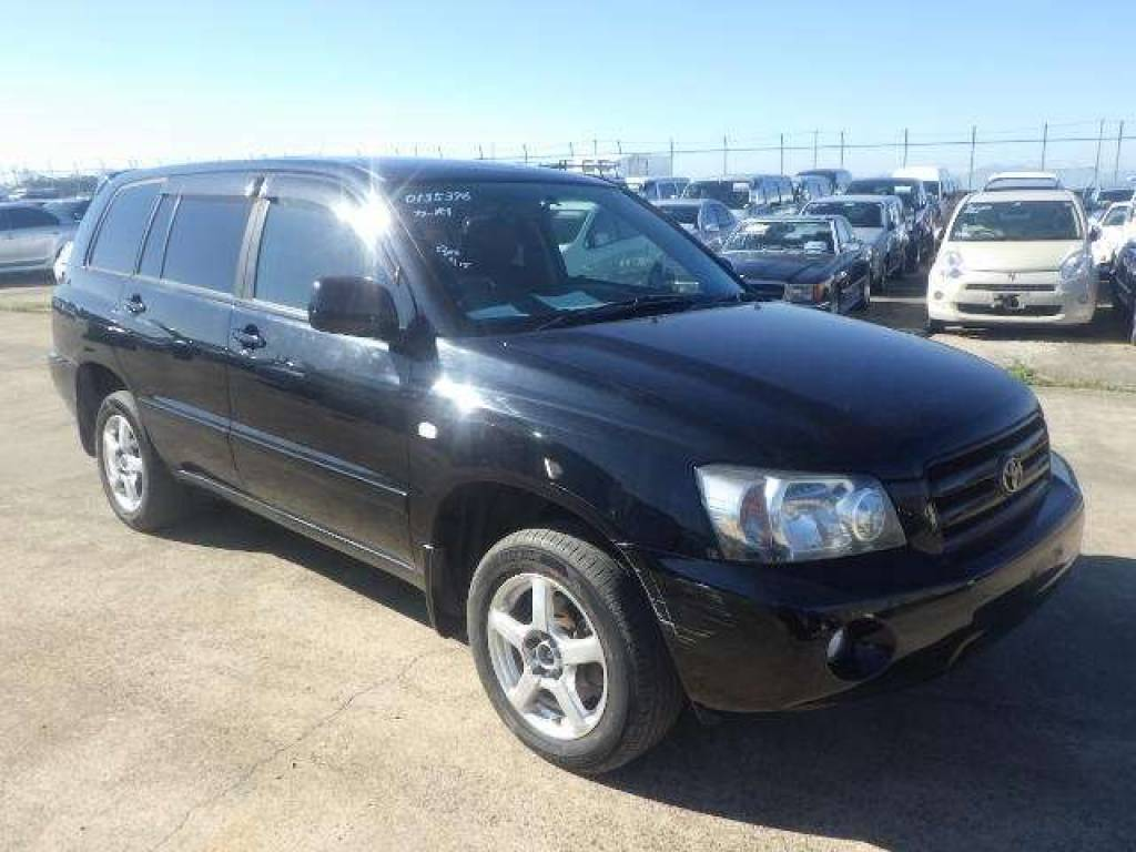 Used 2005 AT Toyota KLUGER ACU20W Image[1]