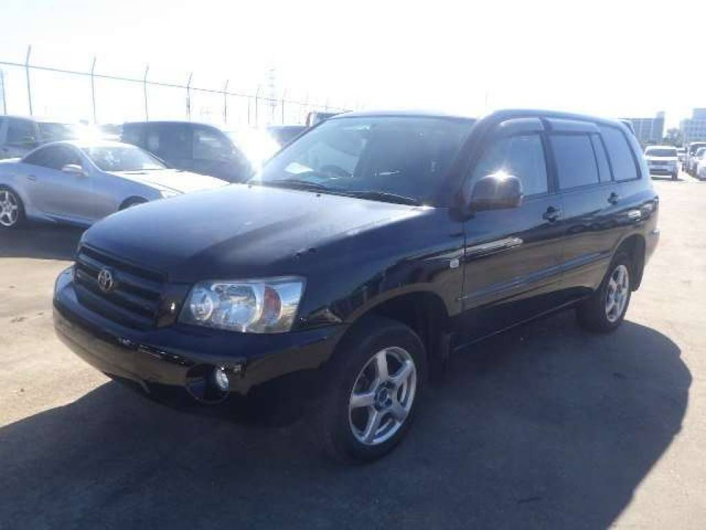 Used 2005 AT Toyota KLUGER ACU20W