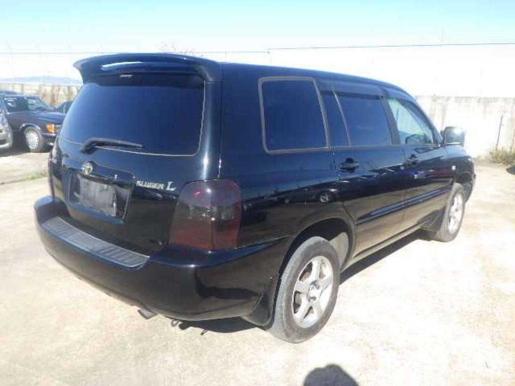 Used 2005 AT Toyota KLUGER ACU20W Image[2]